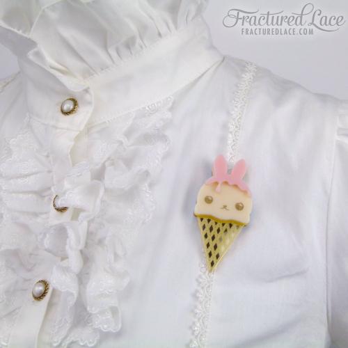 ice cream bunny pink 1