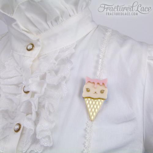 ice cream kitty pink 1