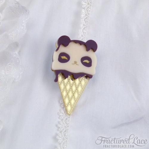 panda ice-cream