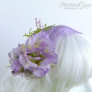 light purple feather fascinator-compressed