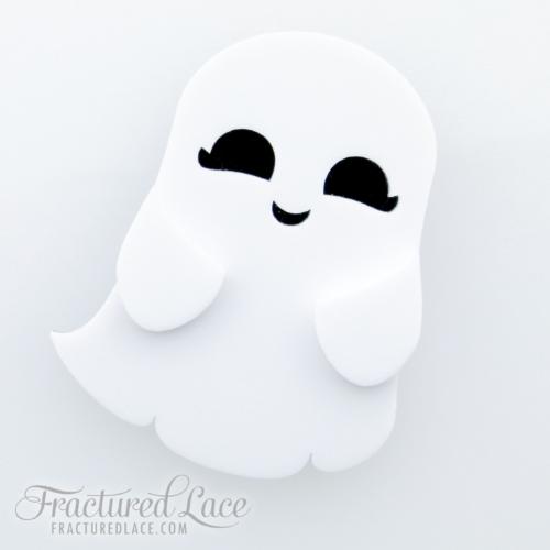 nervous ghostie