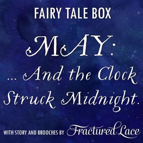 fairy tale brooch box may