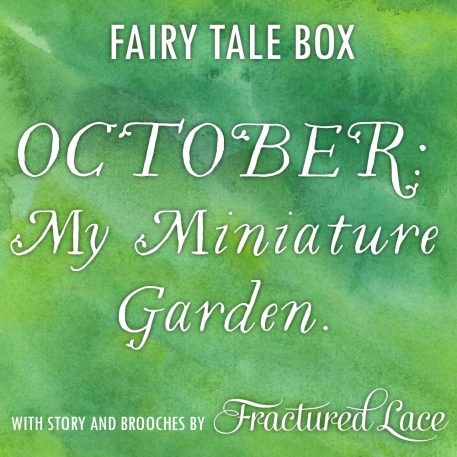 fairy tale brooch box october